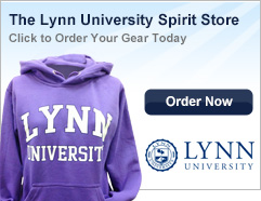 Lynn Univ Spirit Store Advert