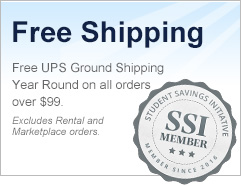 SSI Free Shipping $99